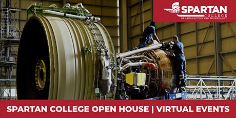 Spartan College - Los Angeles Area Campus Virtual Open House 07-17-20 tickets