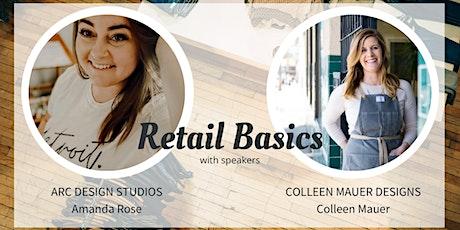 Retail Sales  (online) tickets