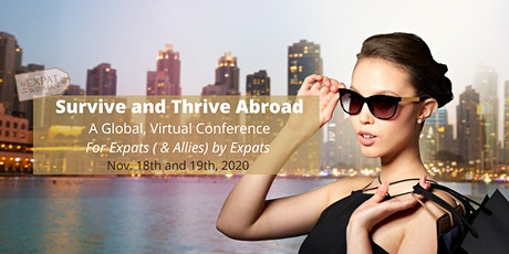 Survive and Thrive Abroad: A Virtual, Global Summit tickets