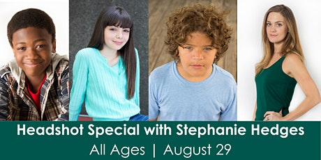 August Headshot Special with Stephanie Thomas tickets