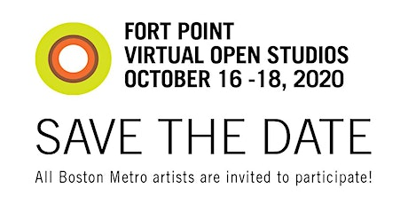 Fort Point Virtual Open Studios tickets