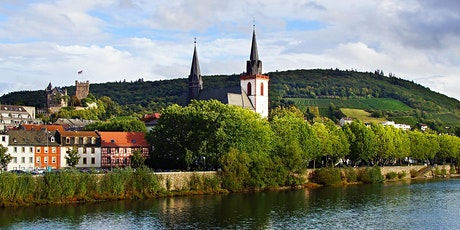 Cruise the Castles along the Rhine with  Cruise Director Anthony Banks tickets