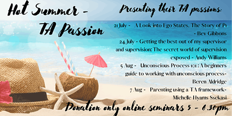 Hot Summer TA Passion: Getting the best out of my supervisor & supervision tickets