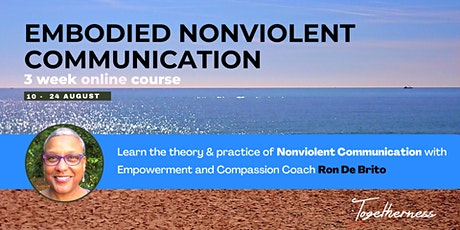 Embodied Nonviolent Communication tickets