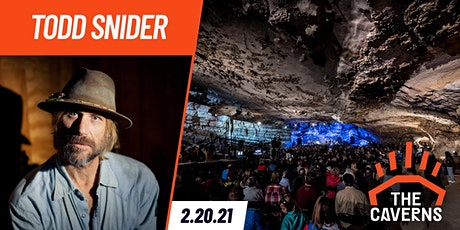 Todd Snider in The Caverns tickets