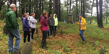 Walking Tour of the Phillips and Gilbert Cemeteries with Dr. Hanna tickets