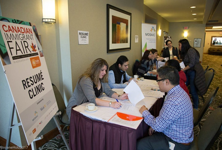 Metro Vancouver Canadian Immigrant Fair image