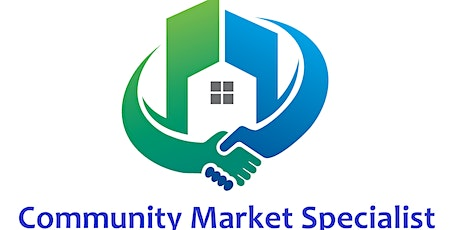 Become a Community  Market  Specialist - Live Video Streaming  - 3 Hours CE tickets