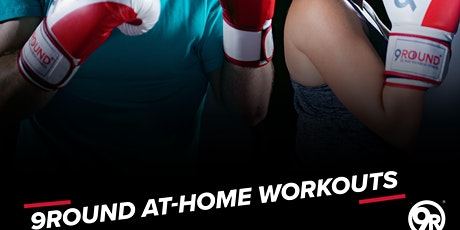 9Round At-Home Online Workouts tickets