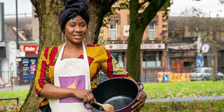 Gambian cookery class with Sereh tickets