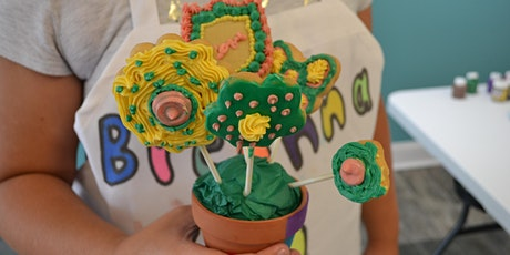 Sugar Cookie Flower Decorating Class tickets