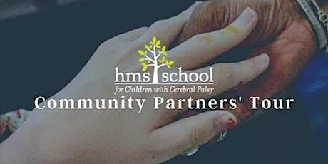 HMS Virtual Community Partners' Tour tickets