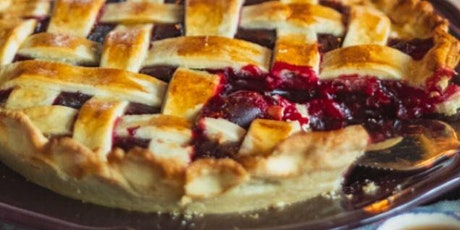 Online Seasonal Pie Baking: Strawberry Rhubarb tickets
