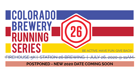 Firehouse 5k - Station 26 Brewing | Colorado Brewery Running Series tickets