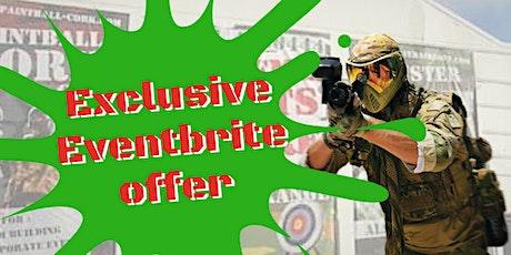 Adult Skirmish (Indoor Extreme Activities) tickets