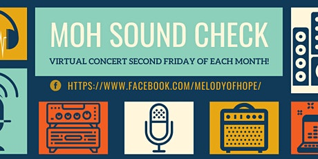 MOH Sound Check - Virtual Concert tickets