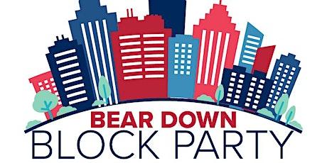 Online: Bear Down Block Party — Central Region tickets