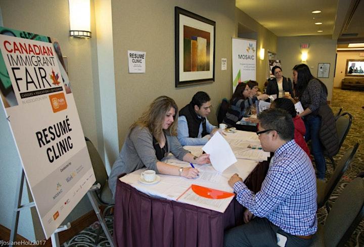 Edmonton Canadian Immigrant Fair image