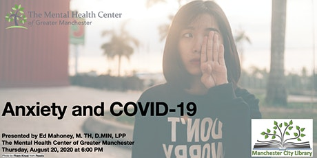 Anxiety and Covid-19 tickets