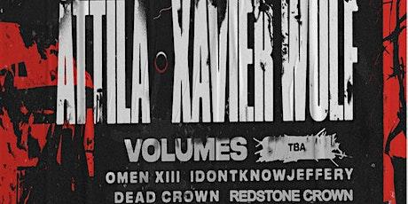 Attila & Xavier Wulf tickets