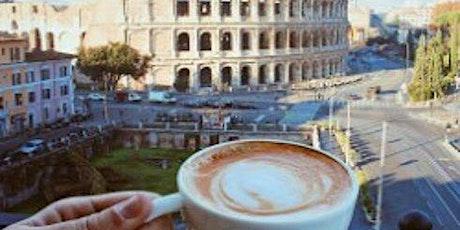 Coffee & Travel Talk!  bilhetes