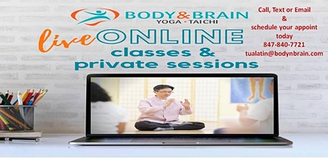 Body & Brain Tualatin Online Classes & Private Introductory Session tickets