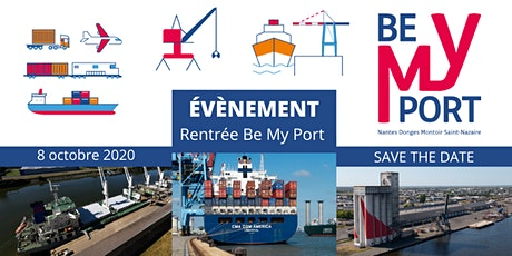 Rentrée BE MY PORT 2020 tickets