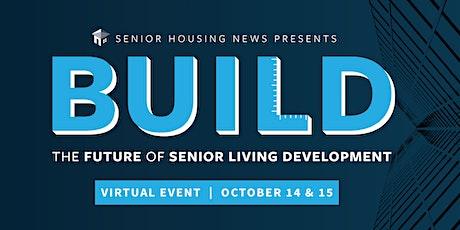 Senior Housing News BUILD 2020 tickets