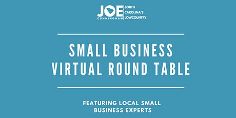 Rep. Cunningham hosts small business round table tickets