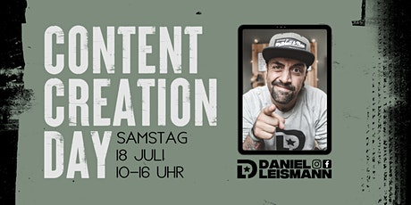 Content Creation Day - So erstellst du Fotos & Videos für Social Media! billets