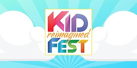 2020 Calvary Church KidFest Reimagined tickets