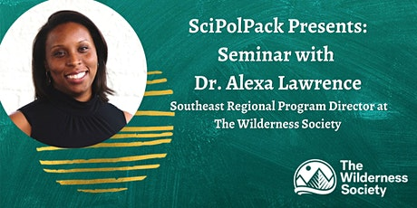 Seminar with Nonprofit Director Dr. Alexa Lawrence tickets