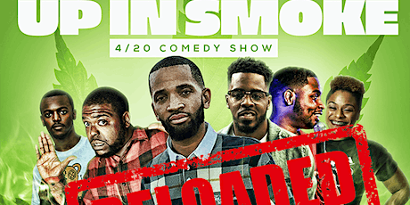 Uptown Hemp Presents: Up in Smoke hosted by Mark Caesar tickets