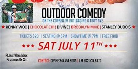 Outdoor Comedy (Social Distancing) tickets