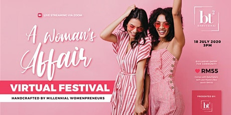 A Woman's Affair Virtual Festival tickets