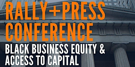 Black Business Equity Press Conference tickets
