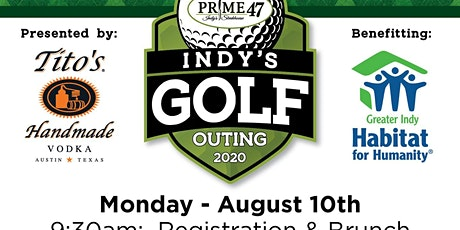 Prime 47 Golf Outing 2020 tickets