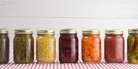 Canning, Freezing, and Preservation tickets