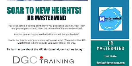 HR Mastermind entradas