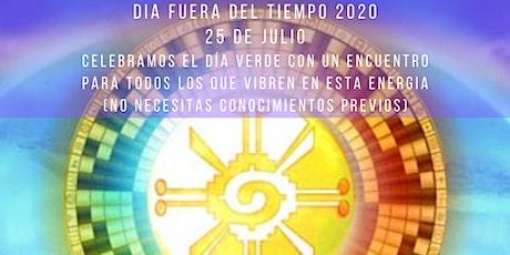 Meditación Día Fuera del Tiempo 2020 entradas