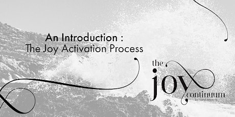 An Introduction: The Joy Activation Process tickets
