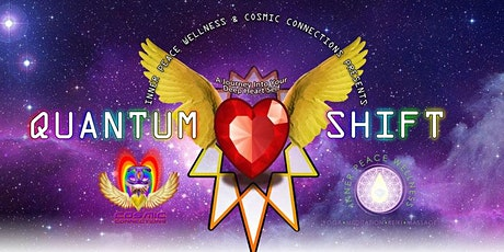 Quantum Shift- 8-8 Lions Gate Activation and Shamanic Journey tickets