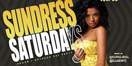 Sundress Saturdays Day Party @ Noir Ultra Lounge tickets