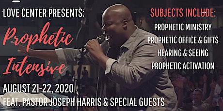 Prophetic Intensive 2020 tickets