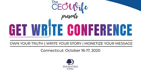 Get Write Conference for Aspiring Authors, Influencers and Authorpreneurs tickets