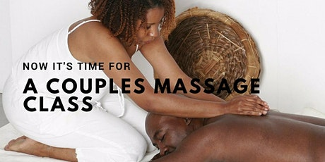 Couples Massage & Intimacy Class tickets