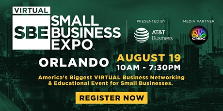 Orlando Virtual Small Business Expo 2020 tickets