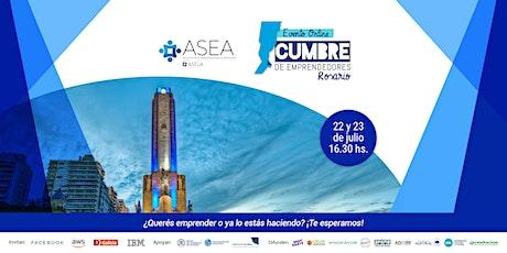 Cumbre de Emprendedores Rosario entradas