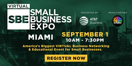 Miami Virtual Small Business Expo 2020 tickets