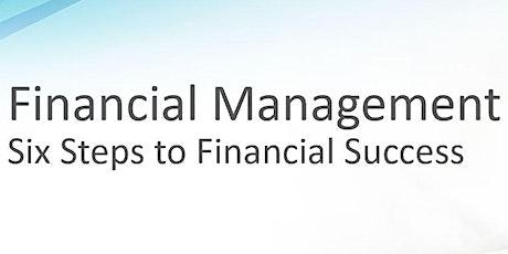 Financial Management Part 1 tickets